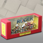 Coffret collector Peugeot - Michelin 1977