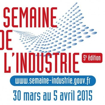 Logo semaine de l'industrie (grande taille)